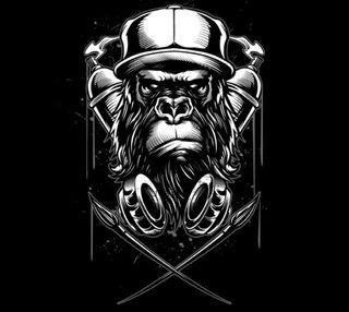 Обои на телефон обезьяны