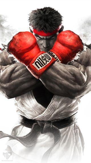 Обои на телефон улица, игра, боец, streetfighter, street fighter v, street fighter, sf