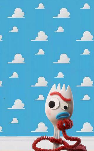 Обои на телефон история, фильмы, облака, крутые, классика, игрушка, woody, toy story 4, hd, forky toy story 4, forky, buzz, 2019