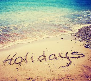 Обои на телефон каникулы, природа, пляж, море, лето, вода, peebles