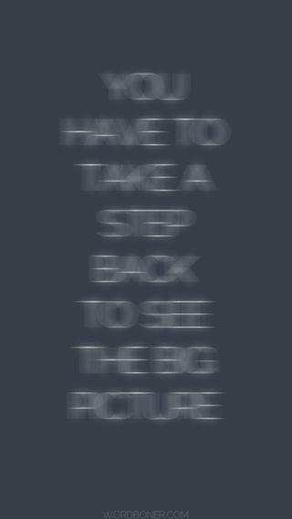 Обои на телефон текст, забавные, видеть, stepback, step back