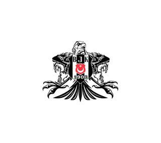 Обои на телефон картал, футбол, турецкие, орел, бесикташ, bjk, besiktas jk, 1903