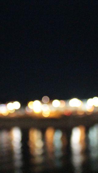Обои на телефон расплывчатые, размытые, огни, blurry vision