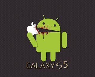 Обои на телефон самсунг, галактика, андроид, samsung, s5, galaxy, android