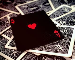 Обои на телефон туз, сердце, развлечения, покер, новый, крутые, карты, игра, gamble, ace of hearts