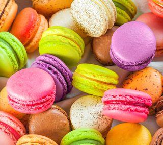 Обои на телефон печенье, конфеты, еда