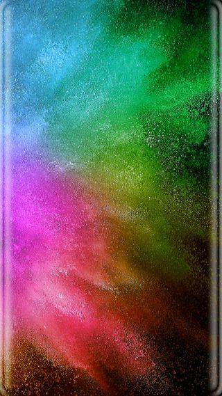 Обои на телефон грани, взрыв, цветные, красочные, дизайн, абстрактные, colorful explosion
