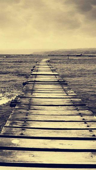 Обои на телефон одинокий, дорога, lonely road, htd, hsj