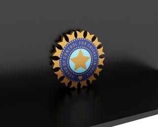 Обои на телефон символы, крикет, логотипы, индия, bcci logo