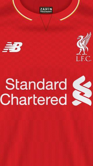 Обои на телефон ливерпуль, футбольные, футбол, спортивные, барселона, shirt, nb, barclays
