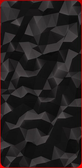 Обои на телефон треугольники, геометрия, темные, серые, неоновые, дизайн, бриллианты, абстрактные, s8 plus triangles