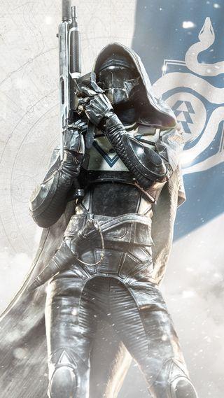 Обои на телефон судьба, охотник, destiny 2 hunter, destiny 2
