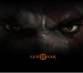 Обои на телефон война, бог, god of war 3, god of war