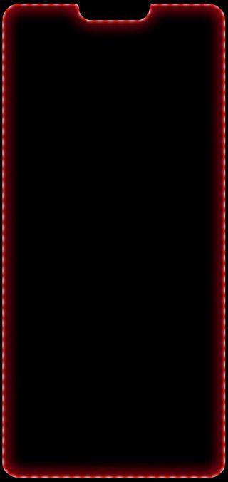 Обои на телефон свет, решить, красые, дом, грани, выемка, uhd, oneplus6, oneplus 6 red, oneplus 6, oneplus, hd