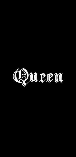 Обои на телефон королева, черные, белые