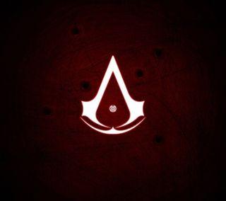 Обои на телефон ассасин, логотипы, крид, assassins creed logo, assassin s creed