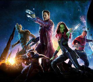 Обои на телефон стражи, марвел, космос, галактика, вселенная, marvel, guardians of galaxy, galaxy