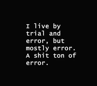 Обои на телефон смех, поговорка, ошибка, комедия, забавные, trial and error, trial
