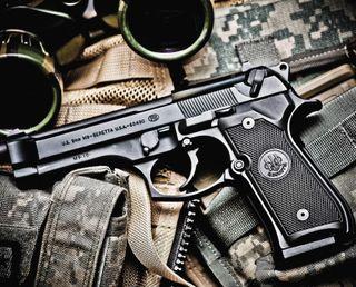 Обои на телефон 9mm, caliber, m9, оружие, пистолет