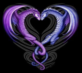 Обои на телефон символ, фиолетовые, самсунг, розовые, кельтский, дракон, галактика, twin dragons, samsung nexus galaxy