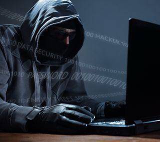 Обои на телефон хакер, пароль, ноутбук, компьютер, steeling, data
