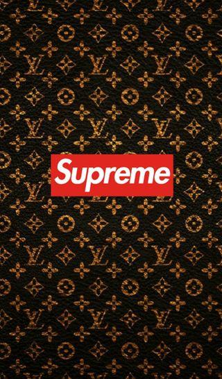 Обои на телефон просто, логотипы, supreme, do