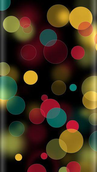 Обои на телефон стиль, красочные, красота, грани, боке, абстрактные, s8, s7, edge style