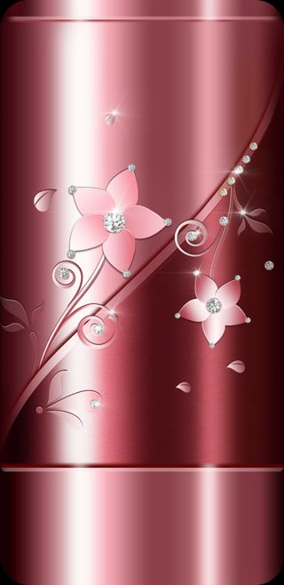 Обои на телефон девчачие, цветы, симпатичные, сверкающие, розовые, прекрасные, бриллианты, rosegoldndiamonds, rosegold