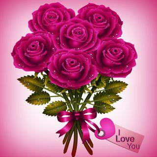 Обои на телефон цветы, розы, букет