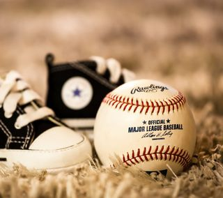 Обои на телефон бейсбол, мяч, base