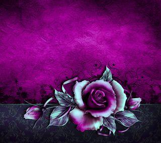 Обои на телефон цветы, цветочные, фиолетовые, серые, романтика, розы, прекрасные, винтаж, purple grey