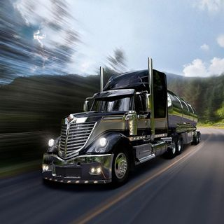 Обои на телефон грузовик, international, camion