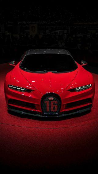 Обои на телефон bugatti, red chiron sport, красые, новый, машины, спорт, спортивные, суперкары, карбон, бугатти, гиперкар, чирон