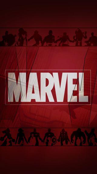 Обои на телефон marvel, marvel logo silhoute, логотипы, марвел, мстители, люди, люди икс