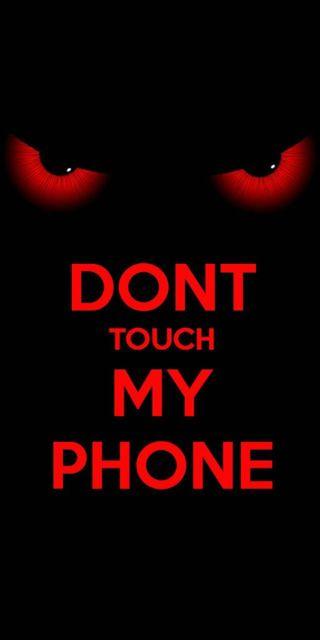 Обои на телефон трогать, блокировка, телефон, спокойствие, не, красые, глаза, red eyes