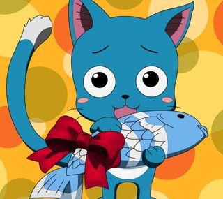 Обои на телефон хвост, сказочные, счастливые, аниме, happy fairy tail