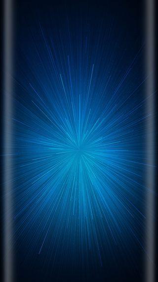 Обои на телефон стиль, красота, синие, свет, грани, абстрактные, s7, edge style