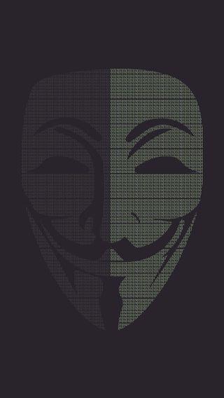 Обои на телефон эпл, анонимус, айфон, iphone, apple, anon