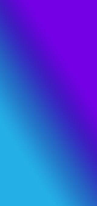 Обои на телефон фиолетовые, сяоми, синие, размытые, градиент, андроид, miui, xiaomi, mi8lite, mi8, blur gradient, android