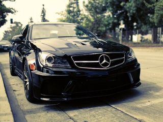 Обои на телефон колеса, черные, скорость, нфс, мерседес, машины, дорога, nfs, mercedes, hd, fast