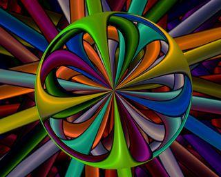 Обои на телефон отлично, цветные, сфера, красочные, векторные, арт, move, colorful sphere, art