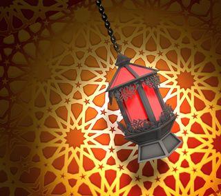 Обои на телефон ramdan, ramadan lantern, абстрактные, красые, желтые, свет, рамадан, фонарь