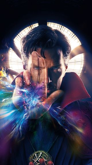 Обои на телефон доктор, фантазия, странный, мстители, марвел, магия, герой, арт, marvel, art