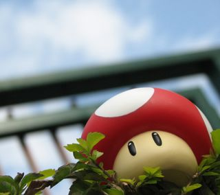 Обои на телефон марио, грибы, mario mushrooms