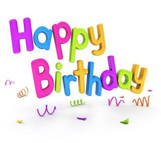 Обои на телефон специальные, цветные, счастливые, приветствия, пожелания, подарок, моменты, день рождения, happy