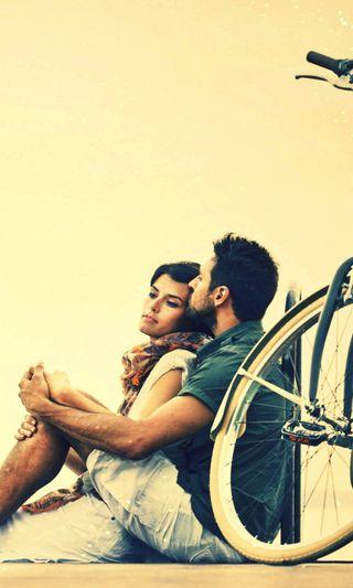 Обои на телефон любовники, романтика, пара, навсегда, любовь