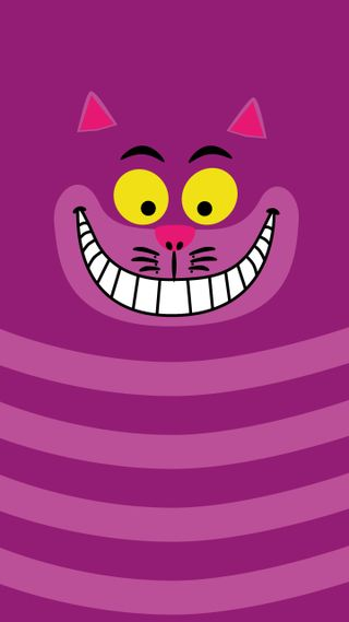 Обои на телефон рисунок, фиолетовые, кошки, кот, дизайн, films