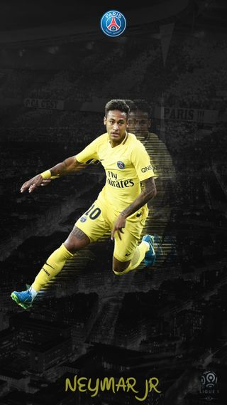 Обои на телефон чемпионы, святой, псж, париж, неймар, neymar au psg, maillot, ligue 1, ligue, jaune, champions leage, 10