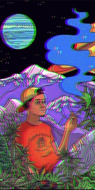 Обои на телефон марихуана, высокий, сигареты, рэп, конопля, ro, lcd, 2020