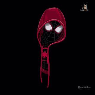 Обои на телефон человек паук, марвел, майлз, иллюстрации, арт, miles moralis, marvel, art